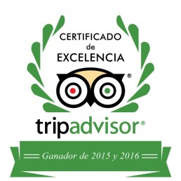 kayak Cabo de Gata Activo galardonado por segundo año consecutivo con el Certificado de Excelencia de Tripadvisor