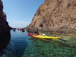 kayak Cabo de Gata Activo kayak & snorkel - foto 06
