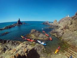 kayak Cabo de Gata Activo kayak & snorkel - foto 12