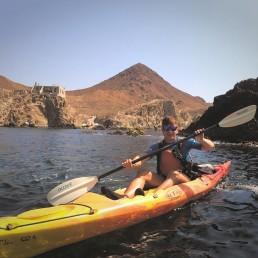 Jose - kayak Cabo de Gata Activo