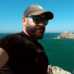 Juanma - kayak Cabo de Gata Activo
