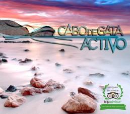 Cabo de Gata Activo kayak y snorkel - portada y Tripadvisor