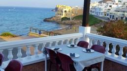 Kayak en Cabo de Gata. Restaurante Casa Sebastián