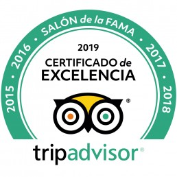 Cabo de Gata Activo entra en el Salón de la Fama por ser galardonado por quinto año consecutivo con el Certificado de Excelencia de Tripadvisor