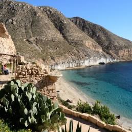 Cabo de Gata. Cala de San Pedro