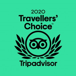 Travellers Choice tripadvisor 2020